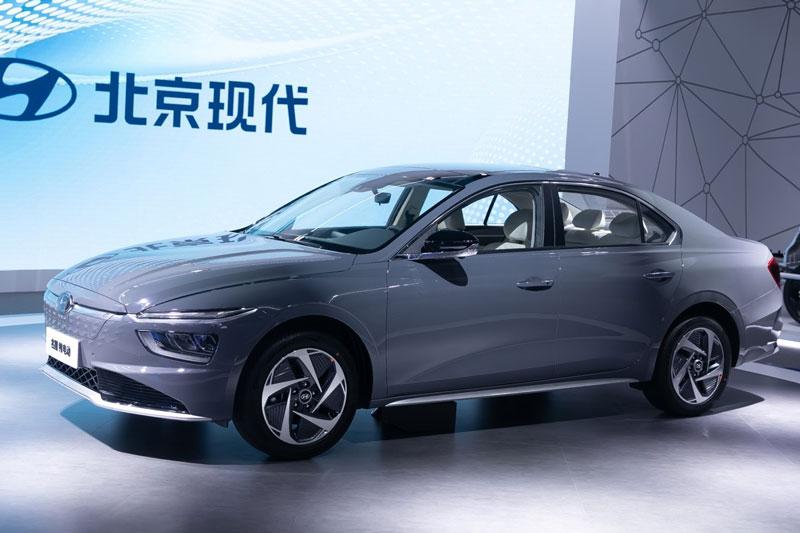 Hyundai Mistra EV 2021