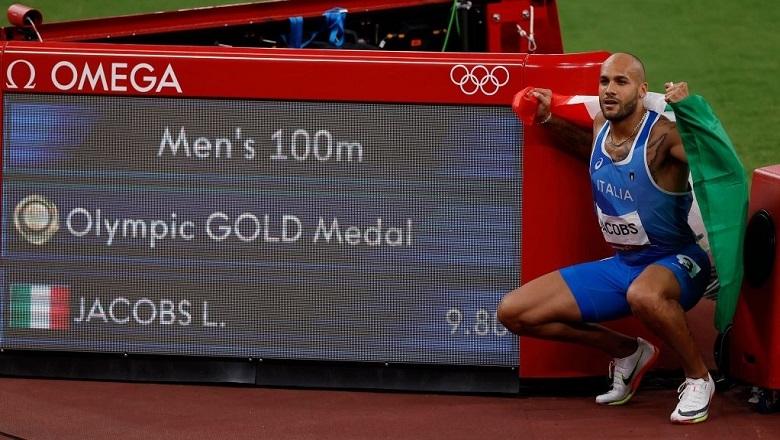 Marcell Jacobs, nhà vô địch nội dung chạy 100m nam tại Olympic Tokyo 2020 là ai? - Ảnh 1.