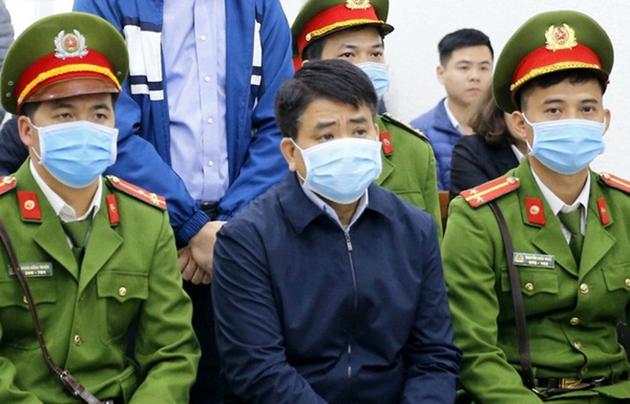 3 vụ án mà Cựu Chủ tịch Hà Nội Nguyễn Đức Chung phải đối mặt - Ảnh 3.