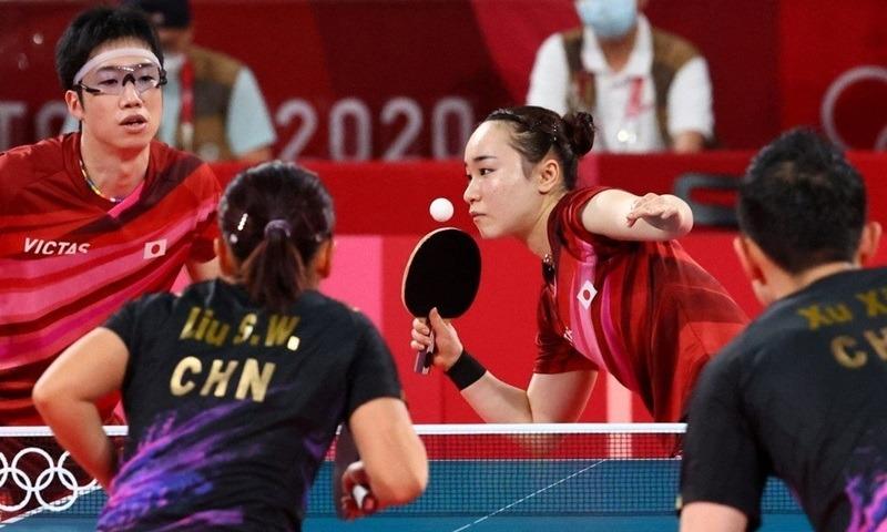 Liên tiếp thua Nhật Bản tại Olympic, Trung Quốc đổ cho... trọng tài thiên vị - Ảnh 1.
