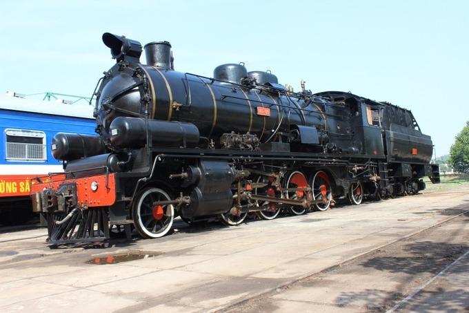 Sắp có đoàn tàu chạy bằng hơi nước trên đường sắt Bắc - Nam - Ảnh 1.