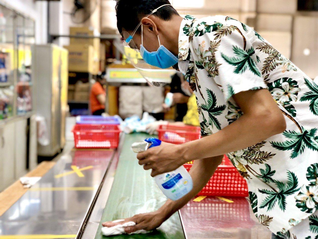 """Doanh nghiệp ở Bình Dương muốn duy trì sản xuất """"3 tại chỗ"""" trong an toàn - Ảnh 2."""