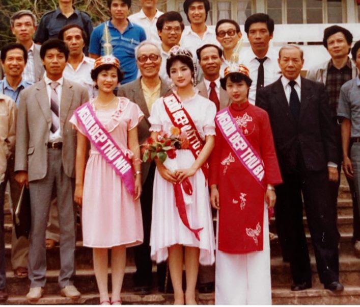 Nhan sắc vạn người mê của Hoa hậu Đền Hùng - Giáng My gần 30 năm trước - Ảnh 4.