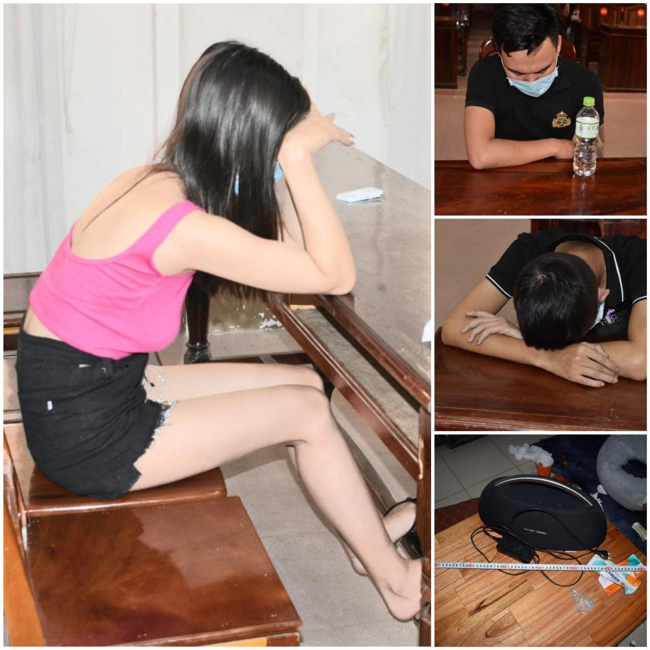49e62bfac31834466d09 16285975998081873966249 Giữa lúc dịch Covid 19 căng thẳng, phát hiện 10 nam nữ thanh niên thuê nhà sử dụng ma túy