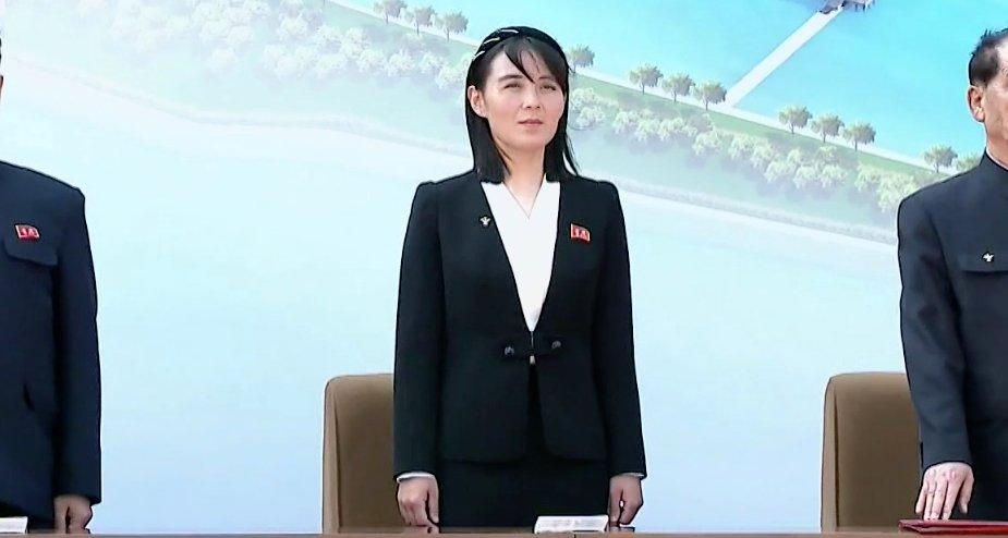 """""""Cao kiến"""" của em gái Kim Jong-un để đạt được hòa bình trên Bán đảo Triều Tiên - Ảnh 1."""