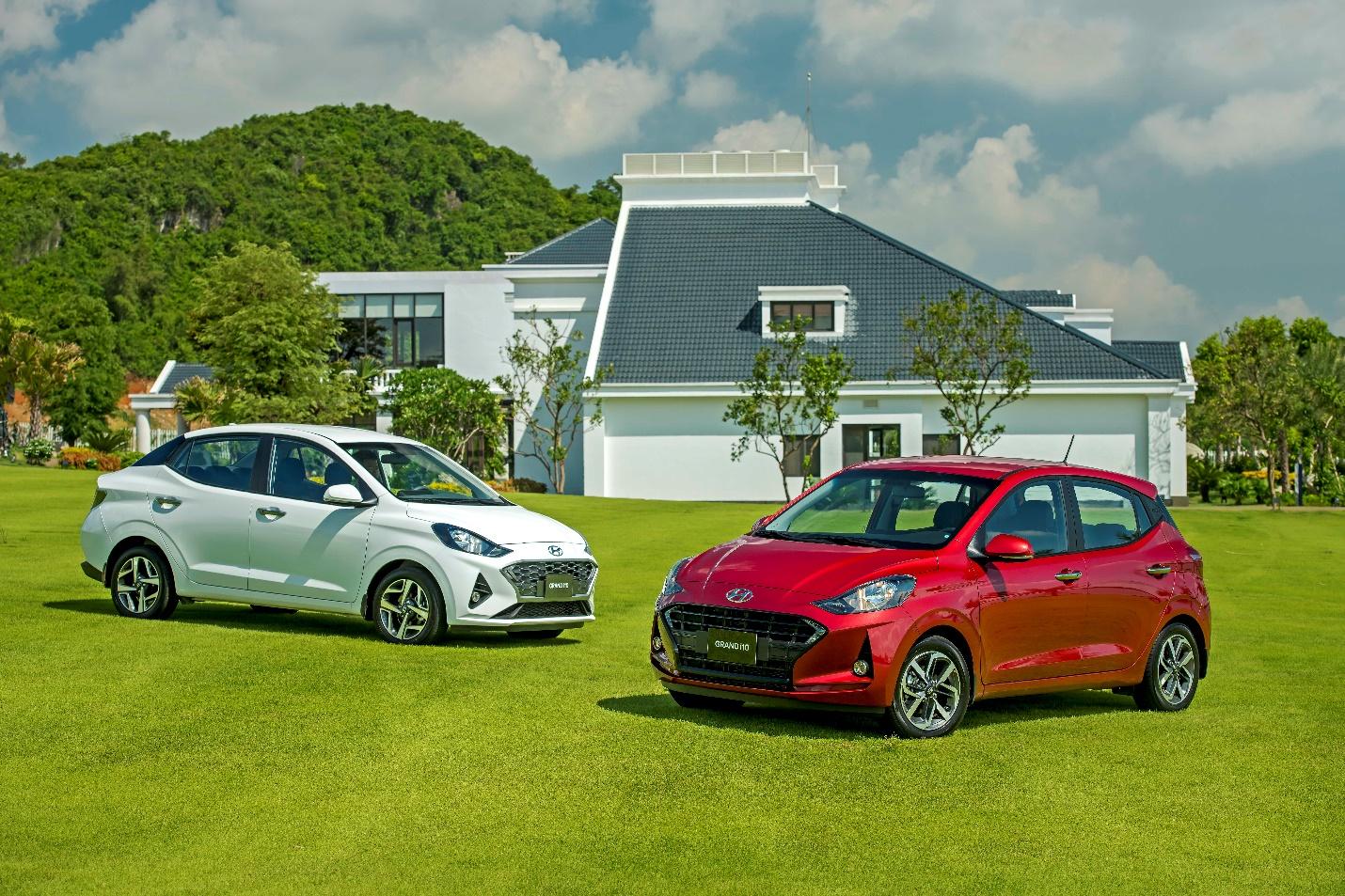 Hyundai Thành Công ra mắt Grand i10 bằng một bài rap - Ảnh 2.