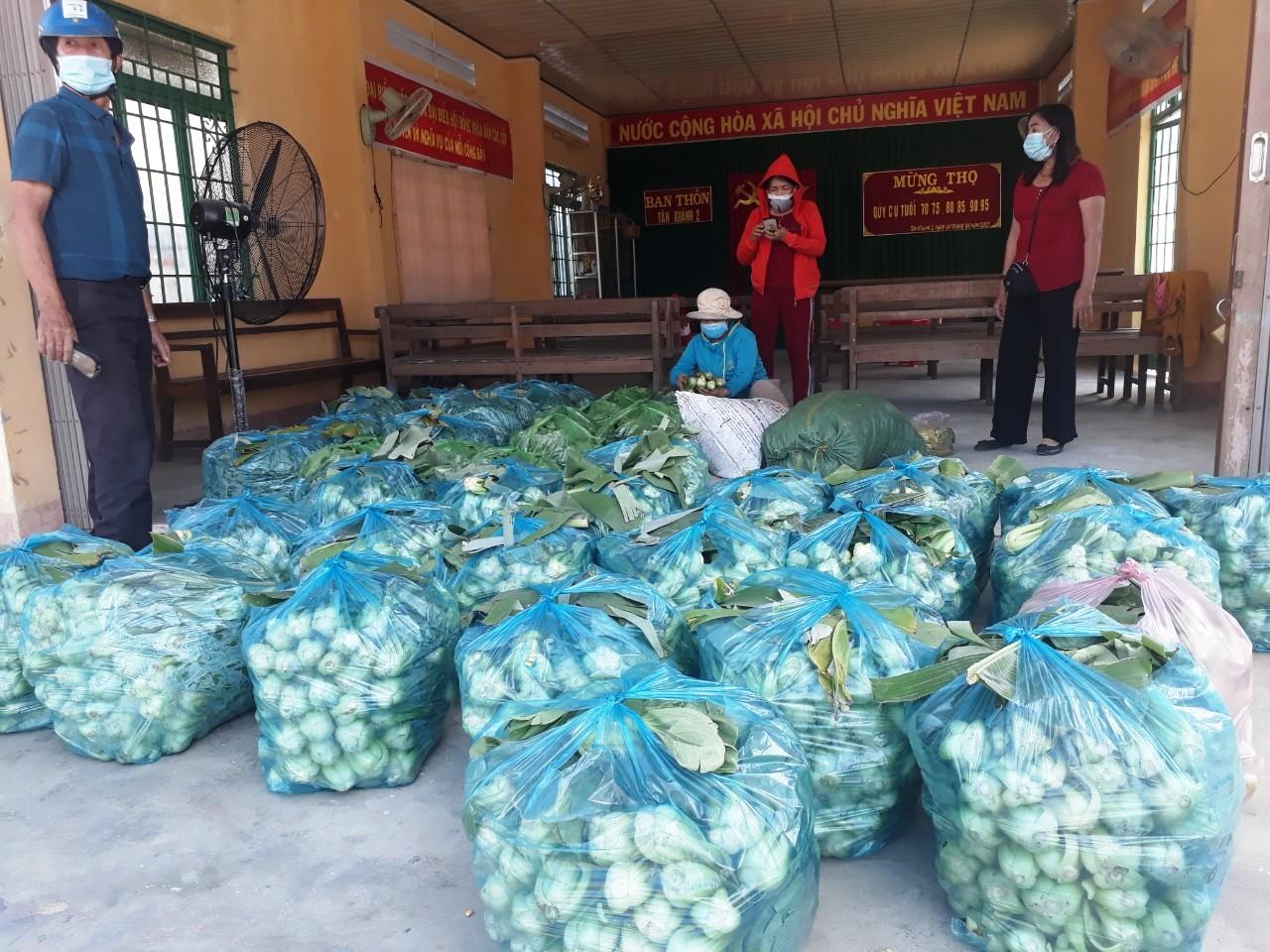 Hội Nông dân Khánh Hòa: Nhiều hoạt động chung tay phòng, chống dịch Covid-19 - Ảnh 5.