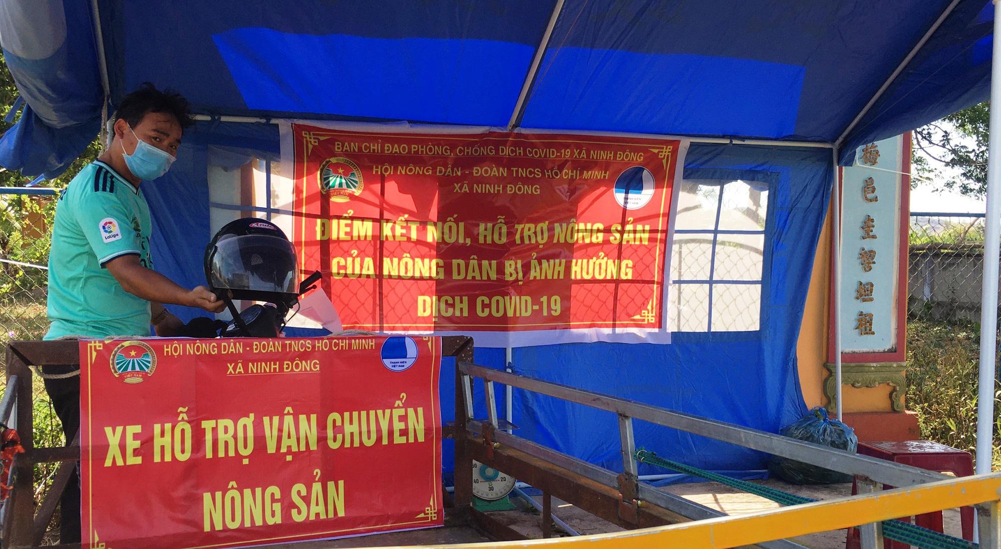 Hội Nông dân Khánh Hòa: Nhiều hoạt động chung tay phòng, chống dịch Covid-19 - Ảnh 9.