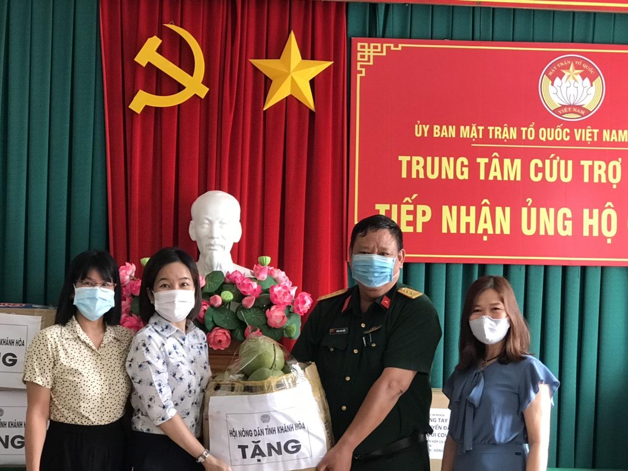 Hội Nông dân Khánh Hòa: Nhiều hoạt động chung tay phòng, chống dịch Covid-19 - Ảnh 7.