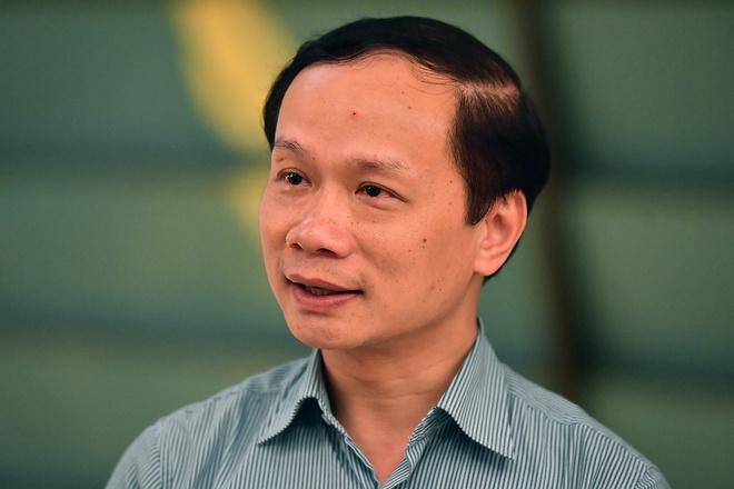 Phó Trưởng Ban Dân vận T.Ư Phạm Tất Thắng đảm nhiệm thêm chức danh thay ông Nguyễn Hồng Lĩnh - Ảnh 1.