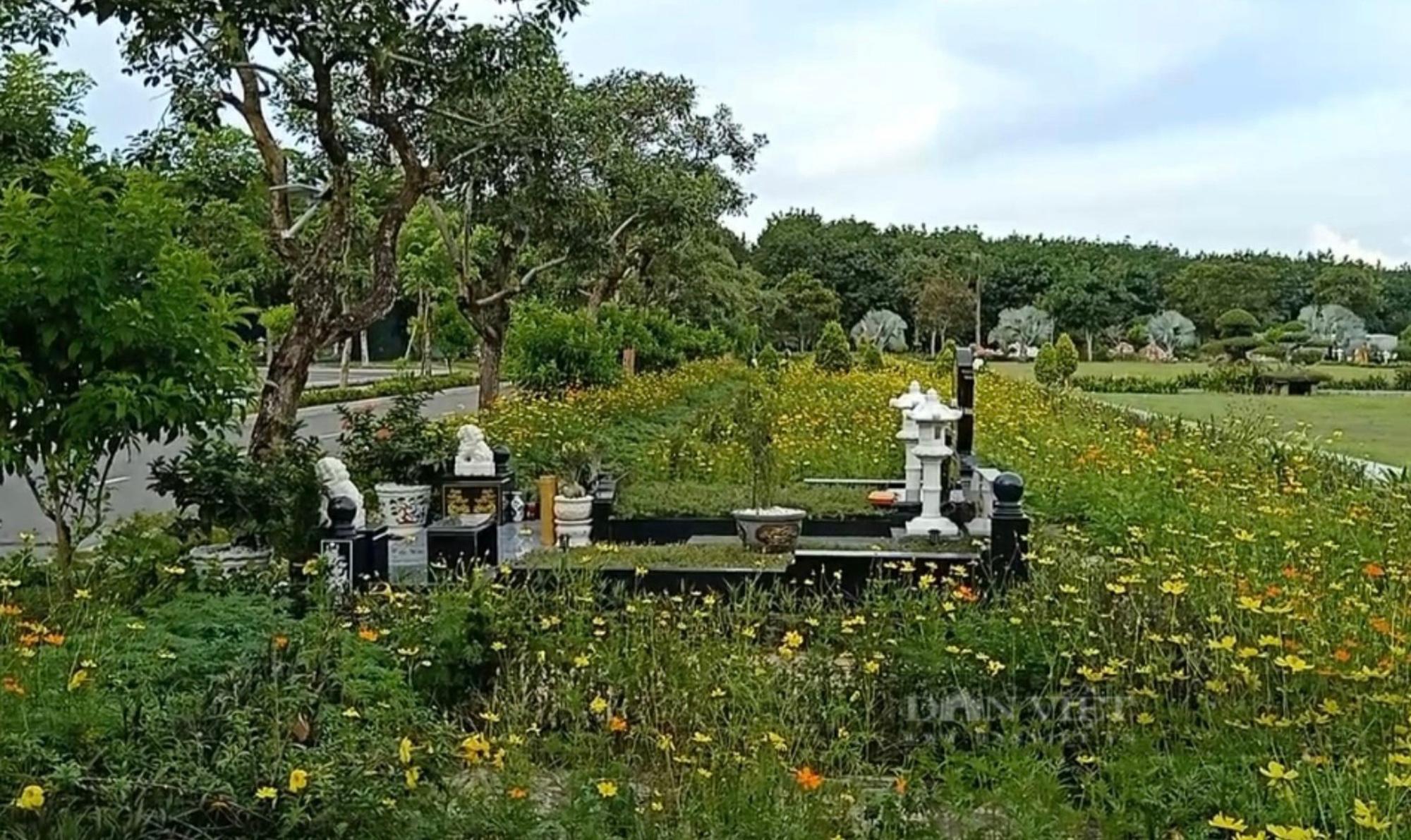 Đồng Nai: Xây khu tưởng niệm nạn nhân Covid-19 với 3.000 phần mộ - Ảnh 1.