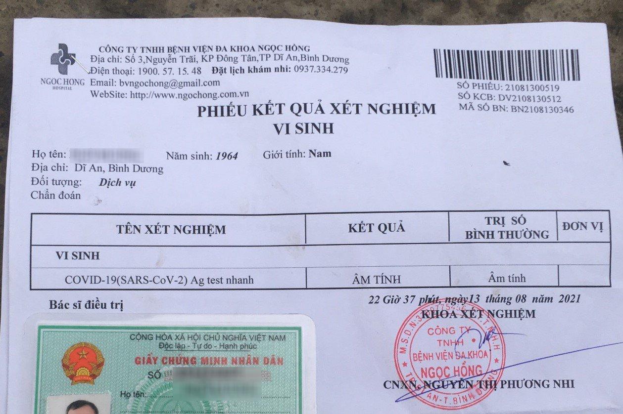 Chủ tịch tỉnh Bình Dương chỉ đạo làm rõ vụ 5 cơ sở y tế từ chối cấp cứu khiến một người tử vong - Ảnh 2.