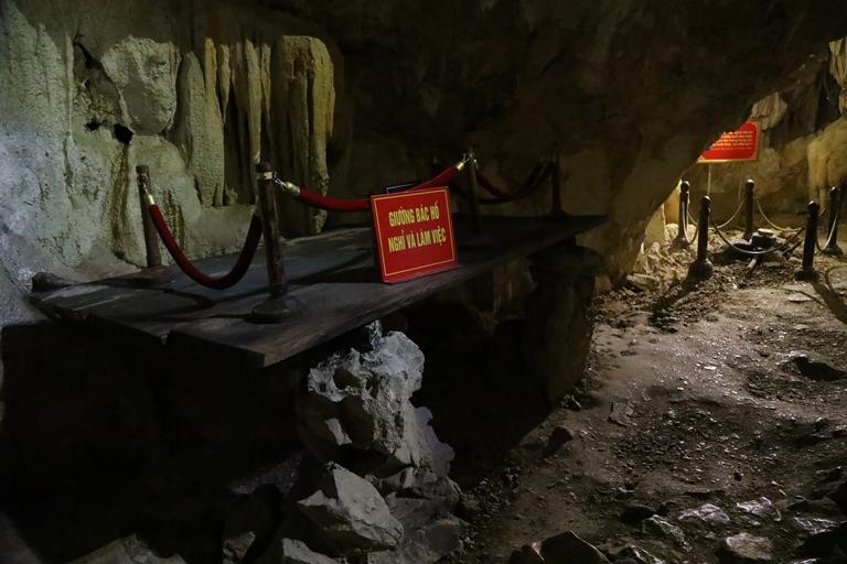 Chuyện Đại tướng Võ Nguyên Giáp đề nghị khôi phục hang Cốc Bó và điều chỉnh đường Hồ Chí Minh - Ảnh 5.