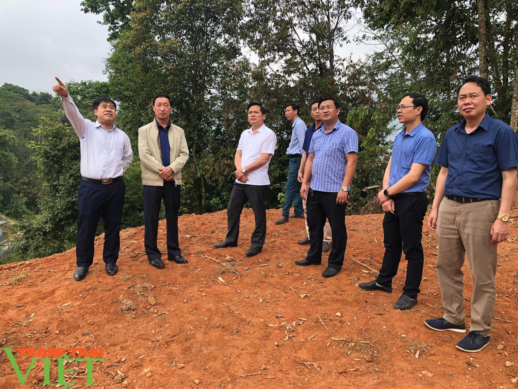 Điểm sáng trong xây dựng nông thôn mới ở xã nghèo vùng biên - Ảnh 1.