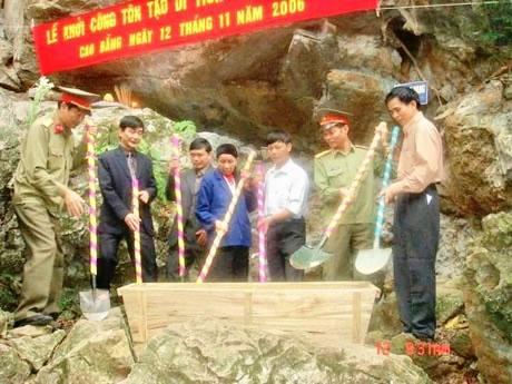 Chuyện Đại tướng Võ Nguyên Giáp đề nghị khôi phục hang Cốc Bó và điều chỉnh đường Hồ Chí Minh - Ảnh 4.