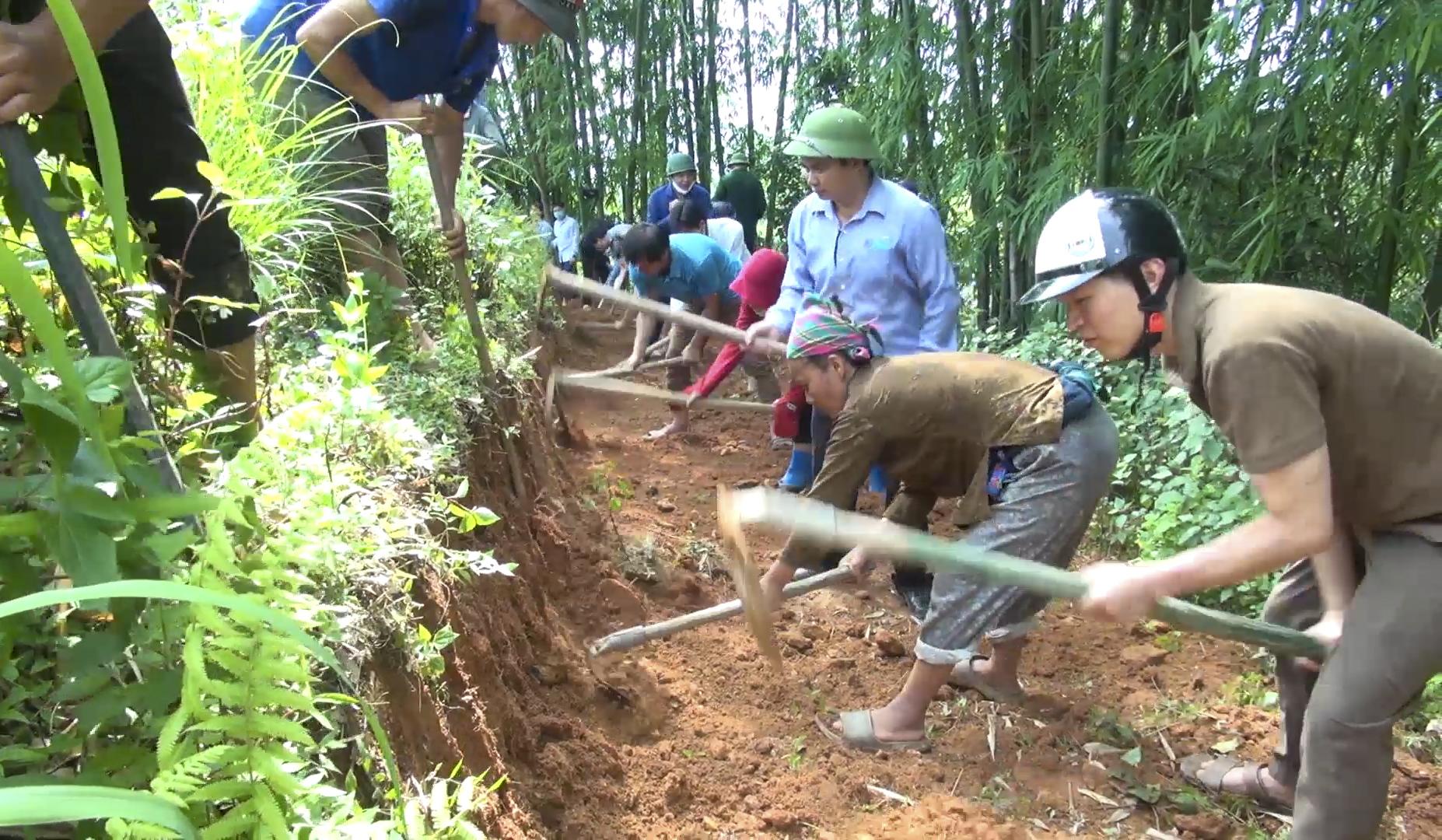 Điểm sáng trong xây dựng nông thôn mới ở xã nghèo vùng biên - Ảnh 4.
