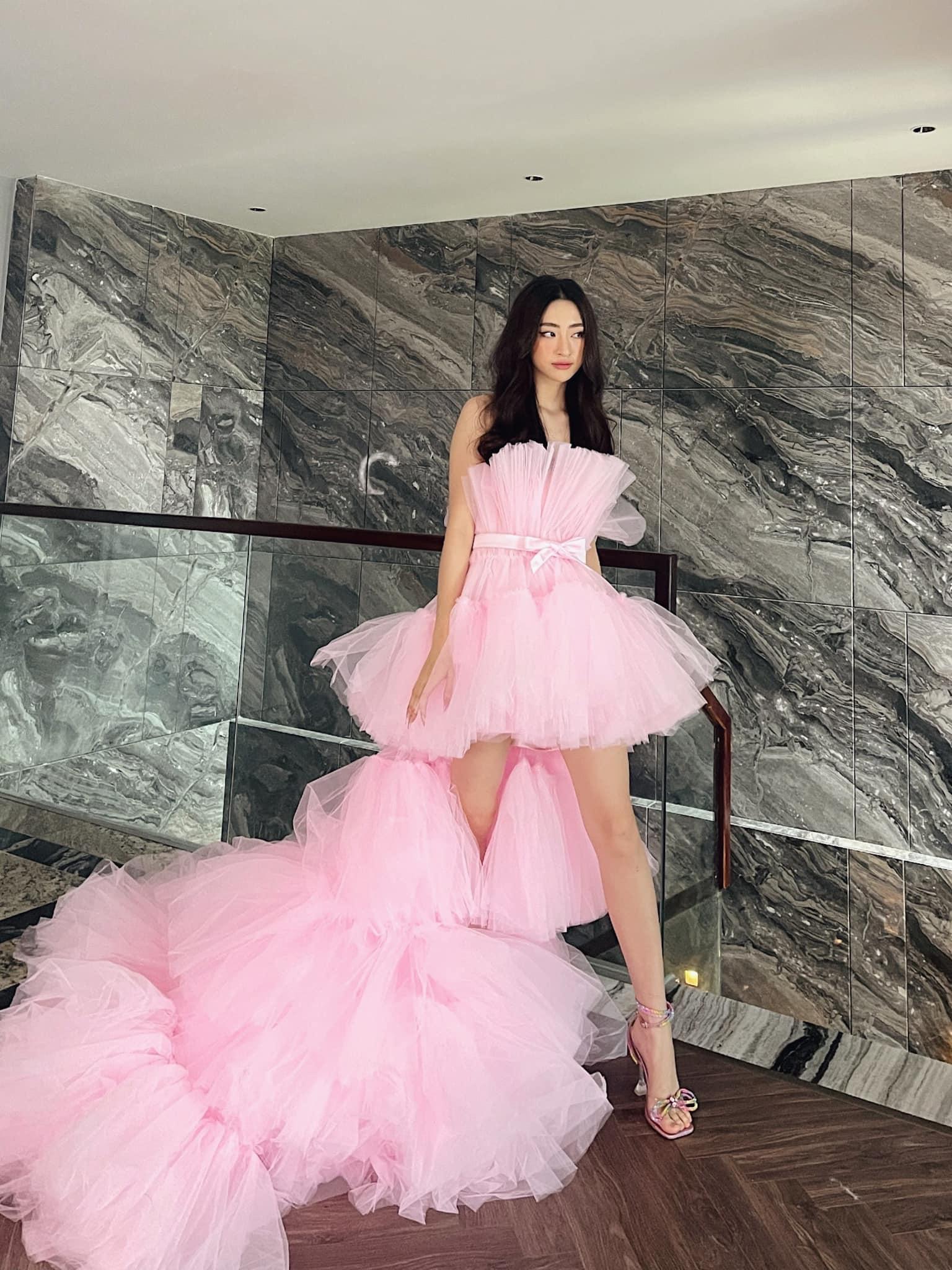 Diễm Hương gợi cảm hút mắt khi ở nhà, Chi Pu dẫn đầu top sao mặc đẹp tuần qua - Ảnh 8.
