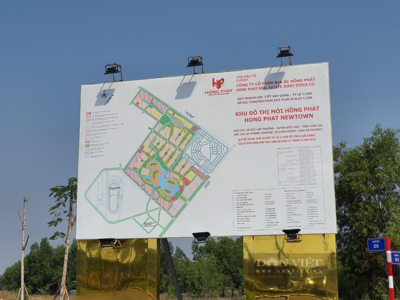 Dự án bất động sản đình trệ 14 năm ở Long An: Không thể liên doanh với nước ngoài, vì trái luật - Ảnh 6.