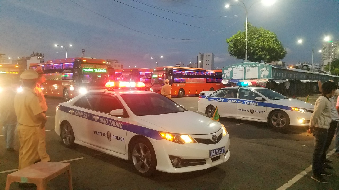 Phú Yên tổ chức đợt 1 đón công dân về từ Đồng Nai trong dịch Covid-19 - Ảnh 1.