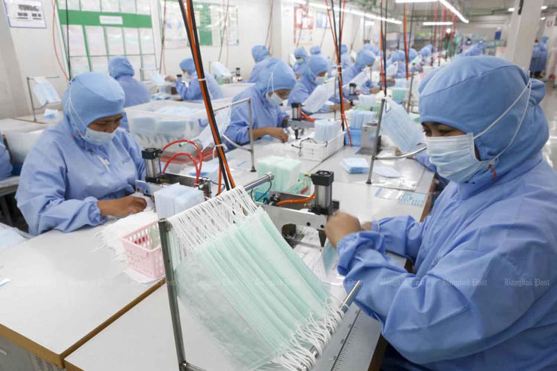 Thái Lan thử nghiệm mô hình 'Hộp cát nhà máy' để duy trì sản xuất - Ảnh 1.