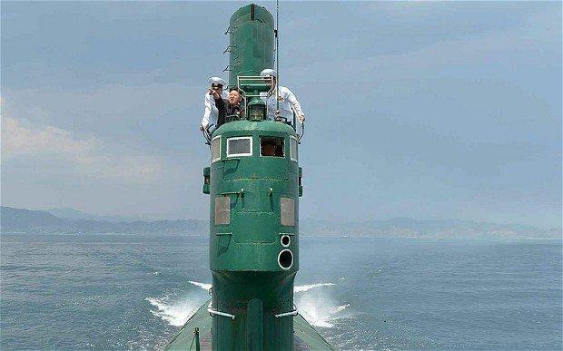 Tàu ngầm của Triều Tiên luôn là bí ẩn mà chưa có lời giải? - Ảnh 5.