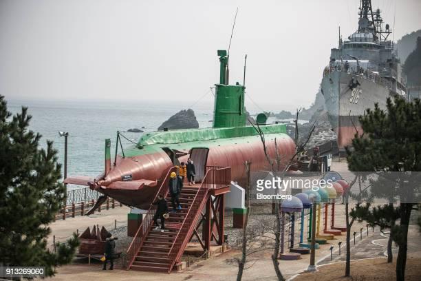 Tàu ngầm của Triều Tiên luôn là bí ẩn mà chưa có lời giải? - Ảnh 9.