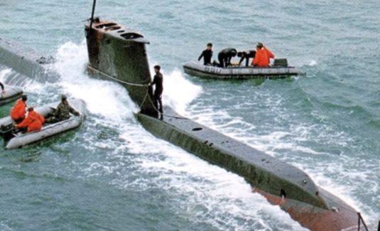Tàu ngầm của Triều Tiên luôn là bí ẩn mà chưa có lời giải? - Ảnh 13.
