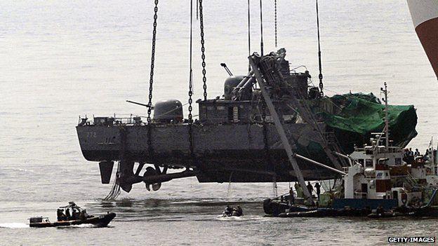 Tàu ngầm của Triều Tiên luôn là bí ẩn mà chưa có lời giải? - Ảnh 18.