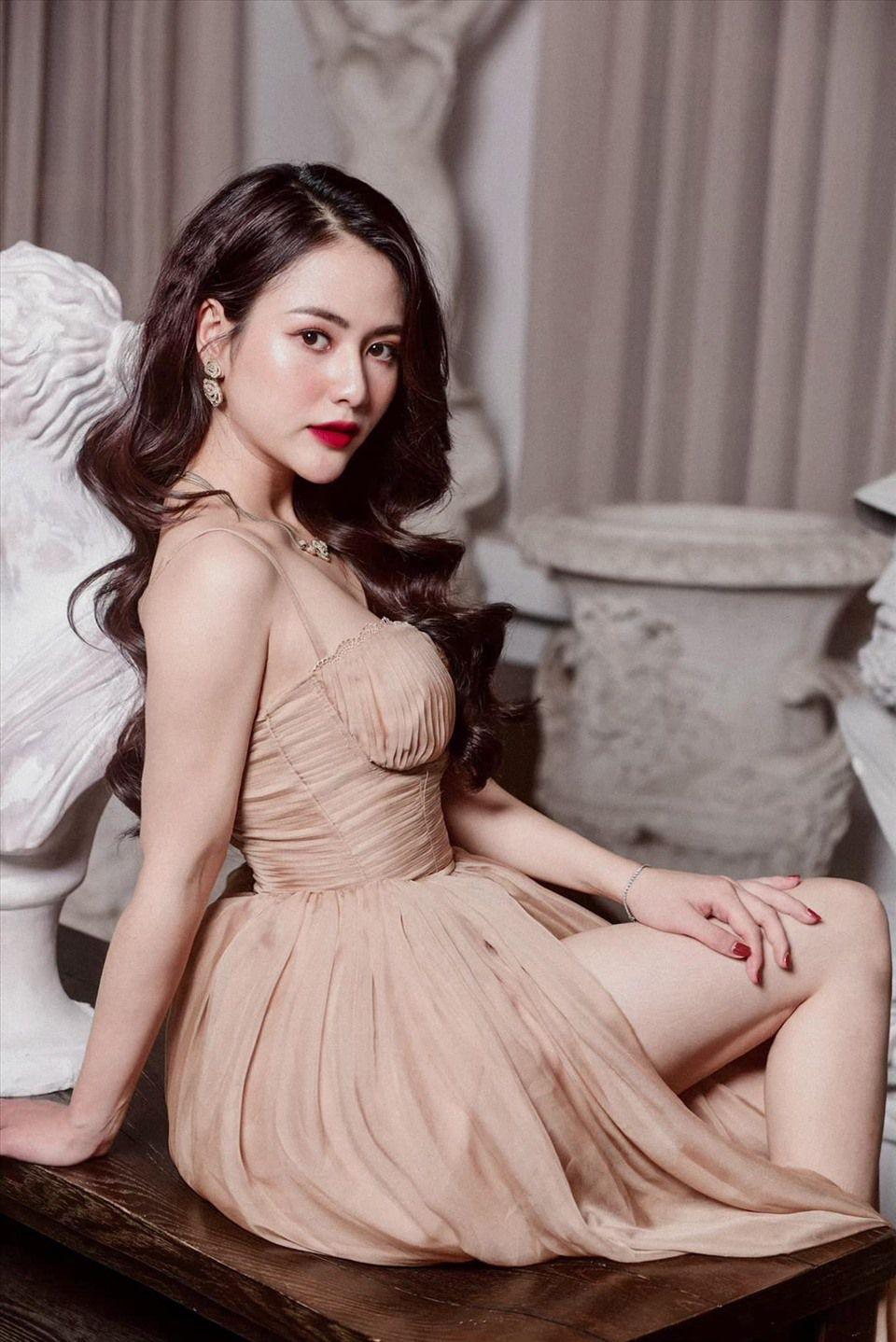 Điều ít biết về vợ xinh đẹp sắp cưới của Long trong phim hot Hương vị tình thân - Ảnh 10.
