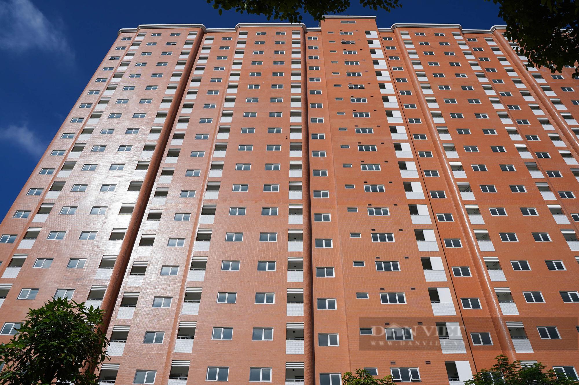 Điểm qua các khu nhà tái định cư được trưng dụng là bệnh viện dã chiến tại Hà Nội - Ảnh 2.