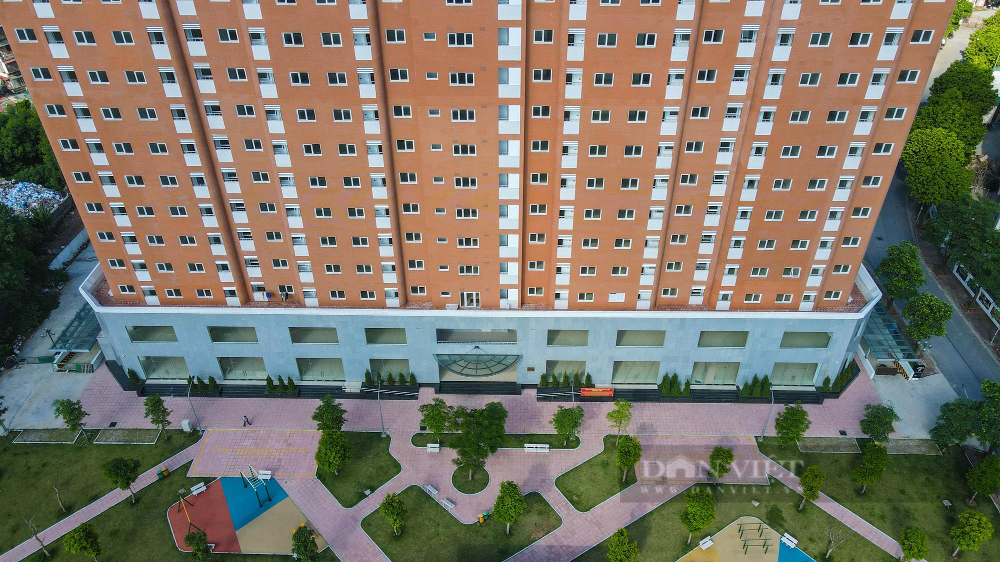 Điểm qua các khu nhà tái định cư được trưng dụng là bệnh viện dã chiến tại Hà Nội - Ảnh 3.
