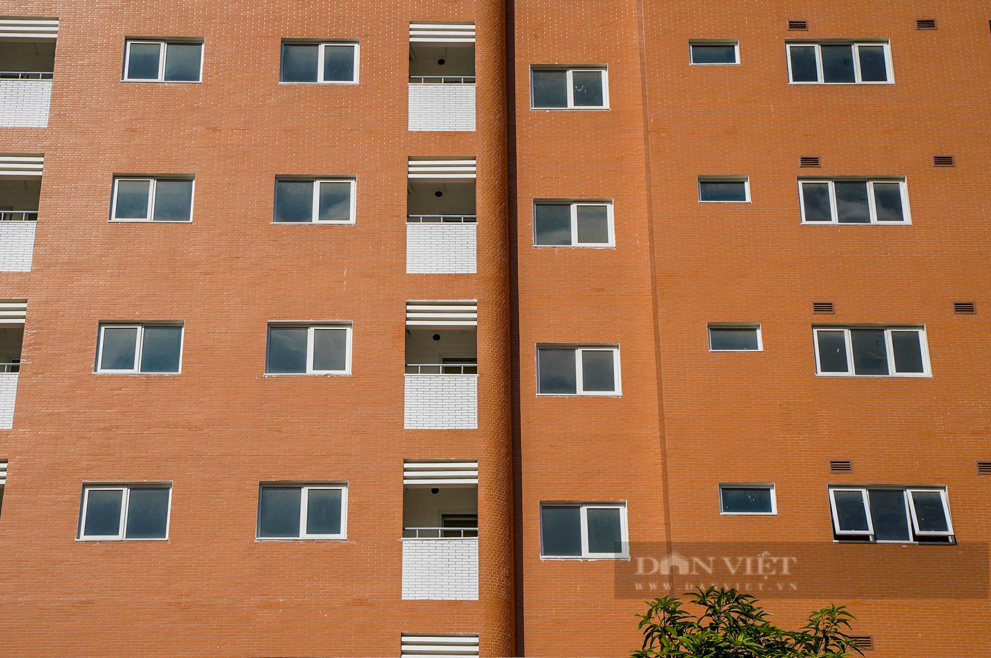 Điểm qua các khu nhà tái định cư được trưng dụng là bệnh viện dã chiến tại Hà Nội - Ảnh 4.
