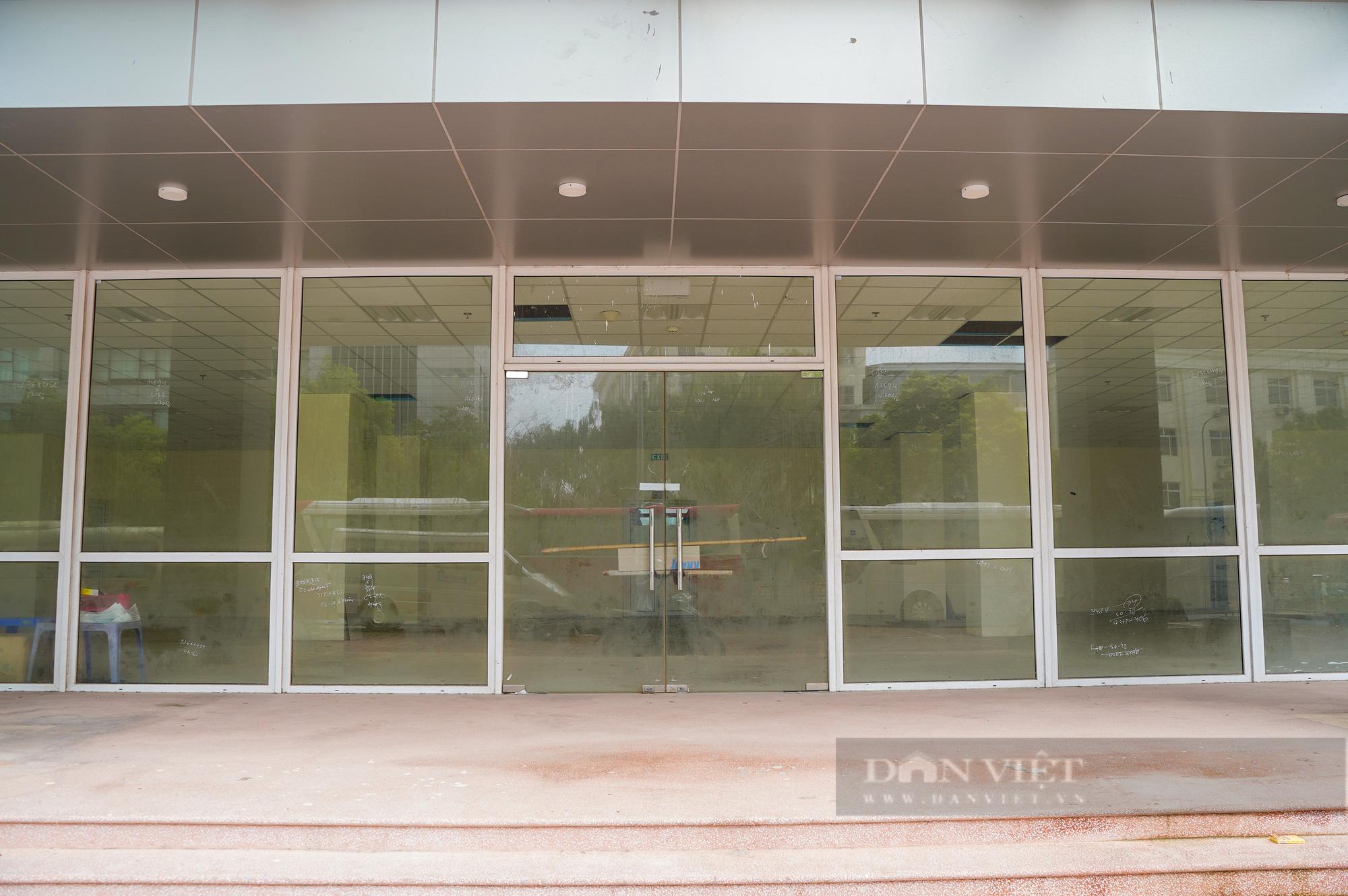 Điểm qua các khu nhà tái định cư được trưng dụng là bệnh viện dã chiến tại Hà Nội - Ảnh 7.