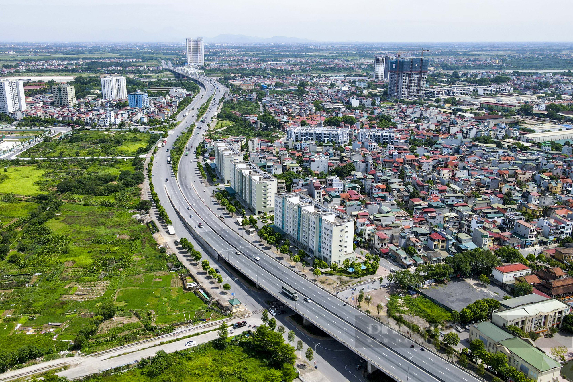 Điểm qua các khu nhà tái định cư được trưng dụng là bệnh viện dã chiến tại Hà Nội - Ảnh 9.