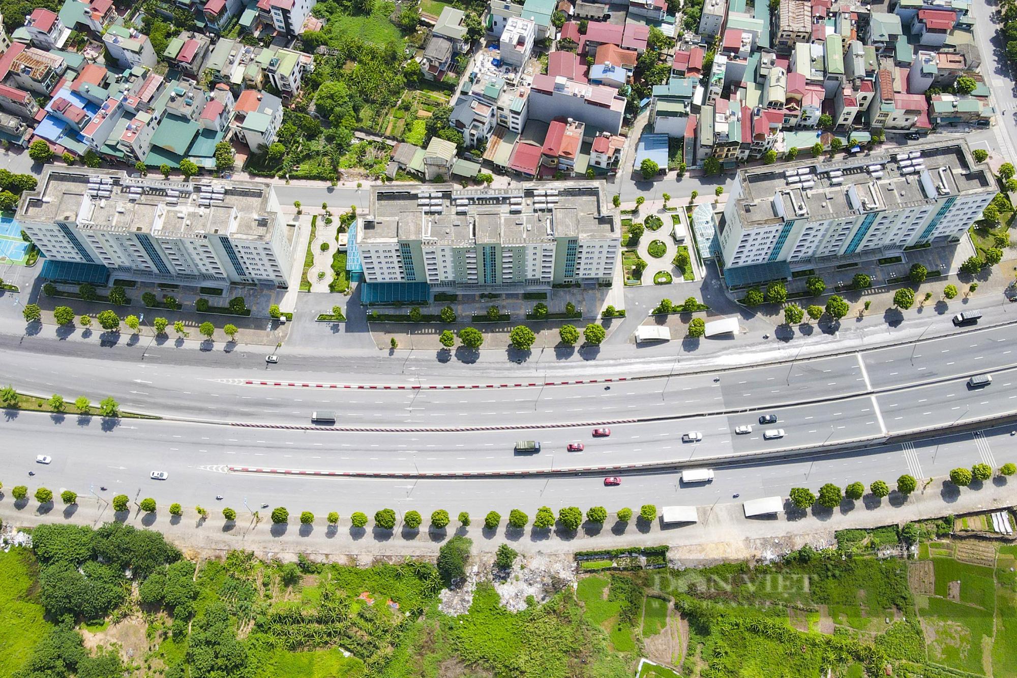 Điểm qua các khu nhà tái định cư được trưng dụng là bệnh viện dã chiến tại Hà Nội - Ảnh 10.