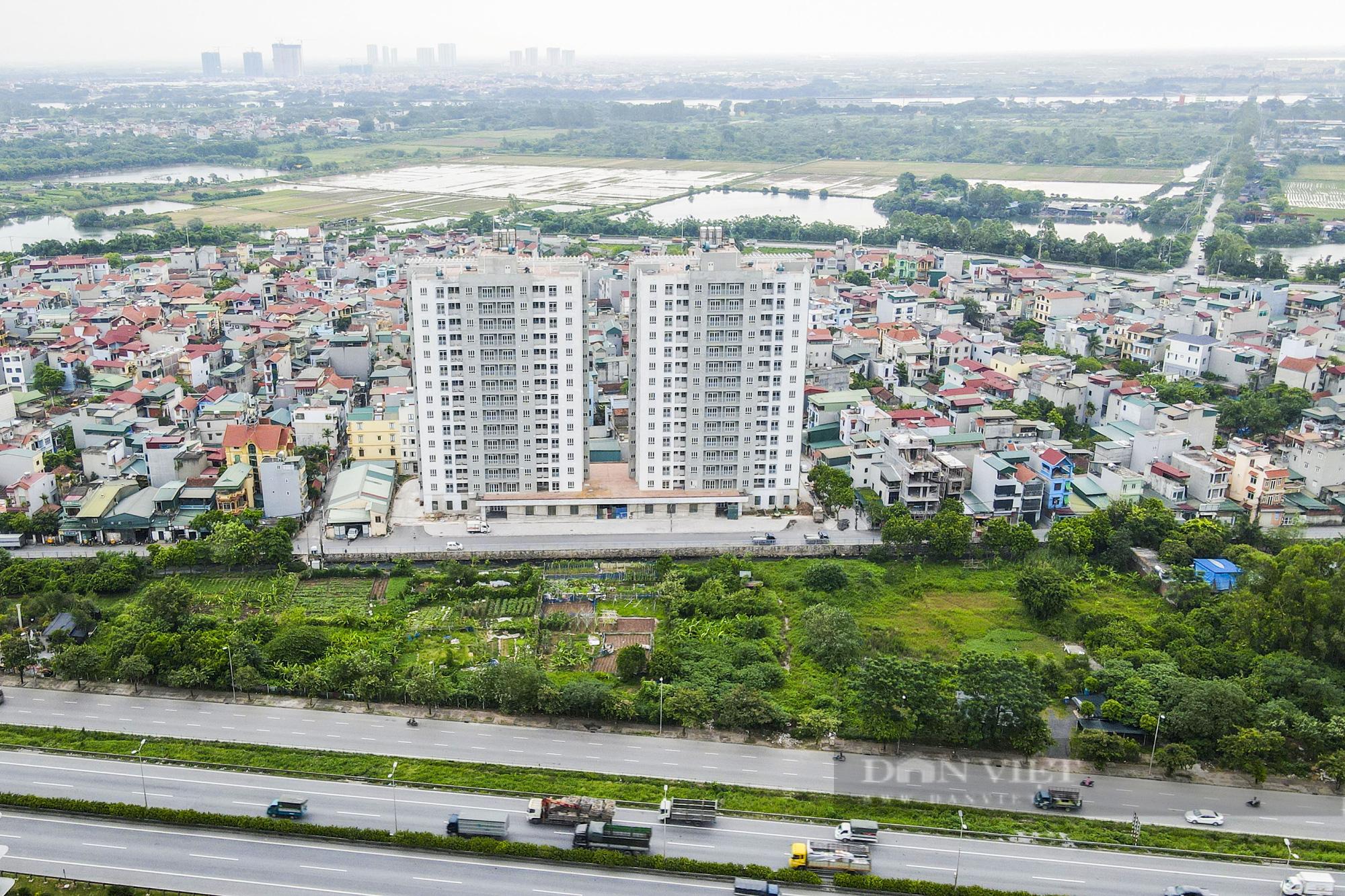 Điểm qua các khu nhà tái định cư được trưng dụng là bệnh viện dã chiến tại Hà Nội - Ảnh 12.