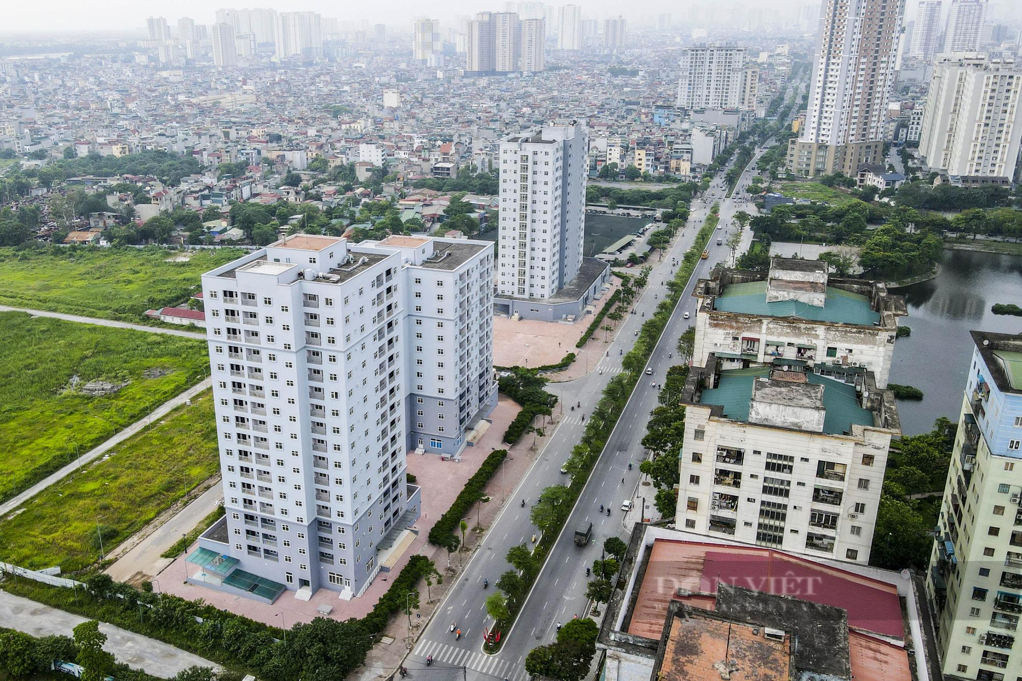 Điểm qua các khu nhà tái định cư được trưng dụng là bệnh viện dã chiến tại Hà Nội - Ảnh 15.