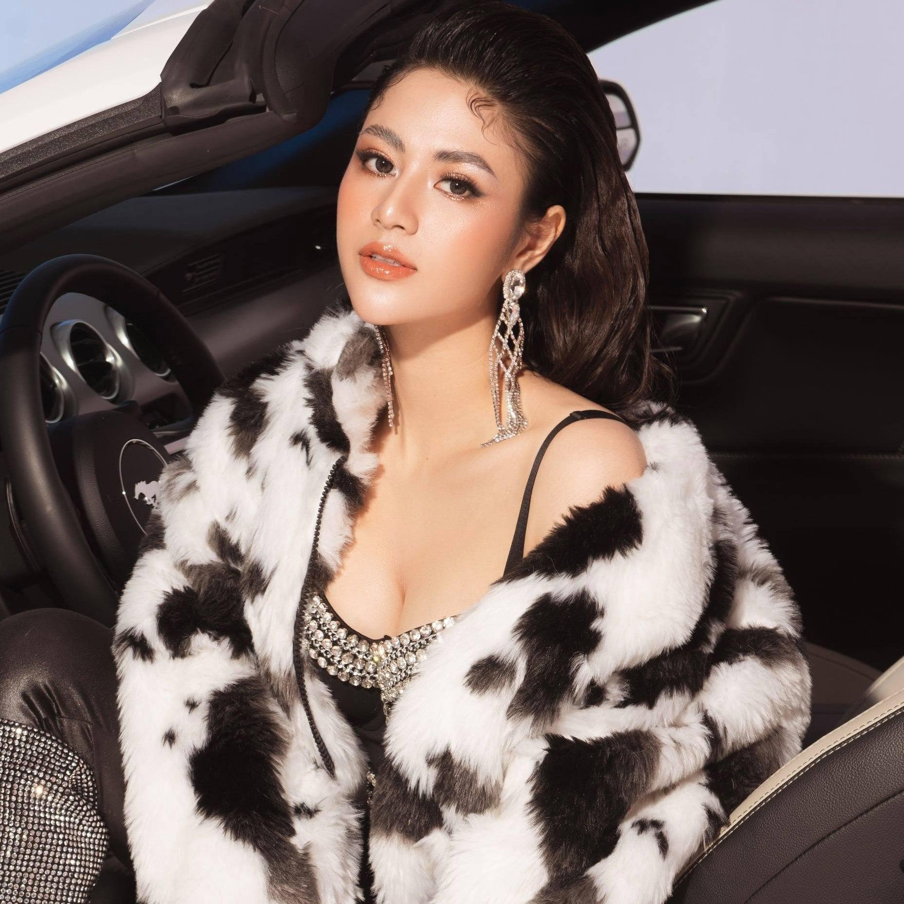 Điều ít biết về vợ xinh đẹp sắp cưới của Long trong phim hot Hương vị tình thân - Ảnh 7.