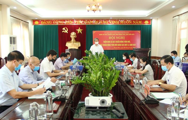 Thanh Hoá quyết không xây dựng nông thôn mới chạy theo thành tích và số lượng - Ảnh 1.