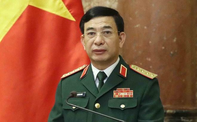 Đại tướng Phan Văn Giang gửi thư động viên cán bộ, chiến sỹ toàn quân trong đại dịch Covid-19 - Ảnh 1.