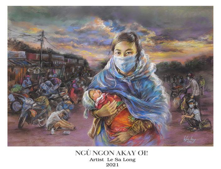 kyo 13 16296391088541060669793 Ca sĩ Kyo York: Tôi thấy người Sài Gòn đau, mình cũng đau lây