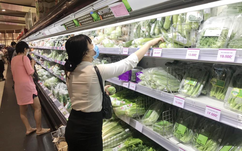 Cả trăm nghìn gói combo nông sản toàn rau, củ ngon sẵn sàng cung ứng cho TP.HCM