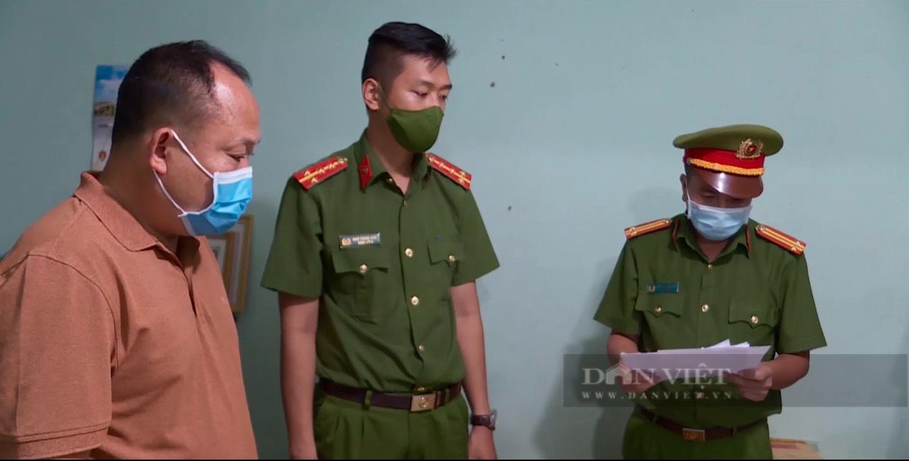 base64 1629701923800580231674 Đắk Lắk: Khởi tố Giám đốc HTX vì khai thác cát trái phép trên dòng sông Krông Nô