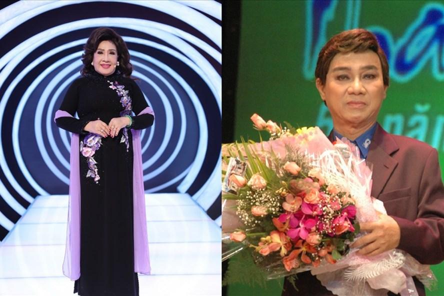 NSND Lệ Thủy nghẹn ngào nhớ về kỉ niệm với cố nghệ sĩ Thanh Sang - Ảnh 1.