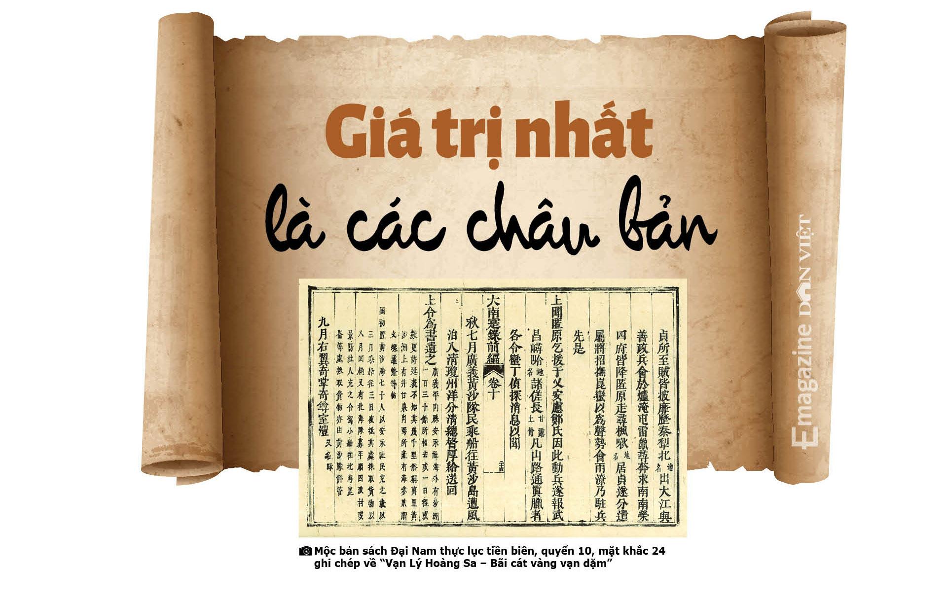 Tiến sĩ sử học Nguyễn Nhã: Muốn bảo vệ chủ quyền, không gì hay hơn là trở thành cường quốc biển  - Ảnh 6.
