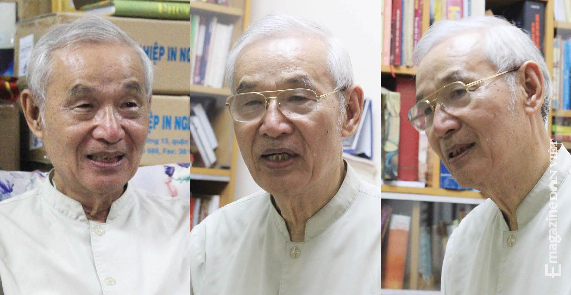 Tiến sĩ sử học Nguyễn Nhã: Muốn bảo vệ chủ quyền, không gì hay hơn là trở thành cường quốc biển  - Ảnh 13.
