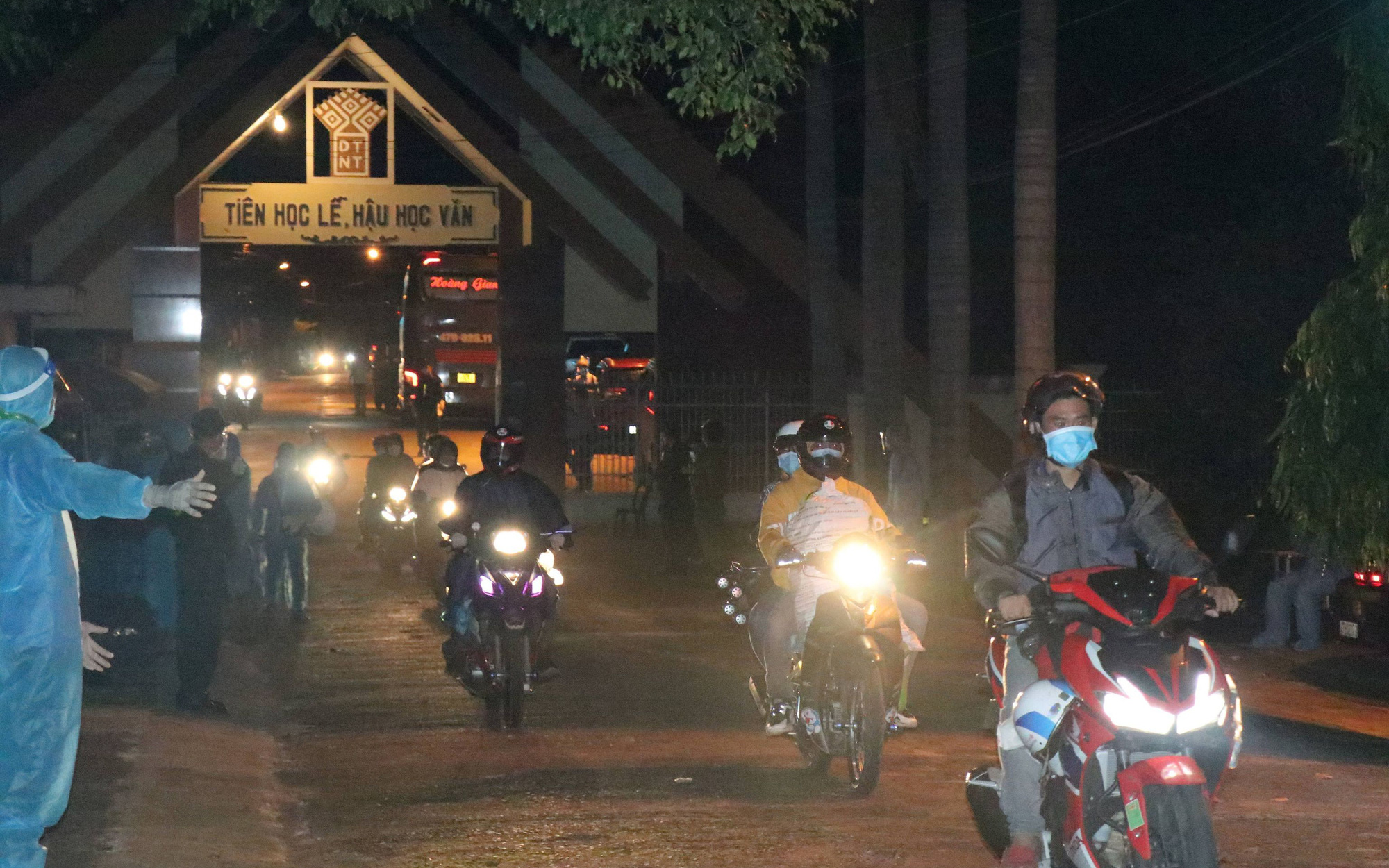 Đắk Lắk dừng đón công dân từ Tây Ninh theo kế hoạch
