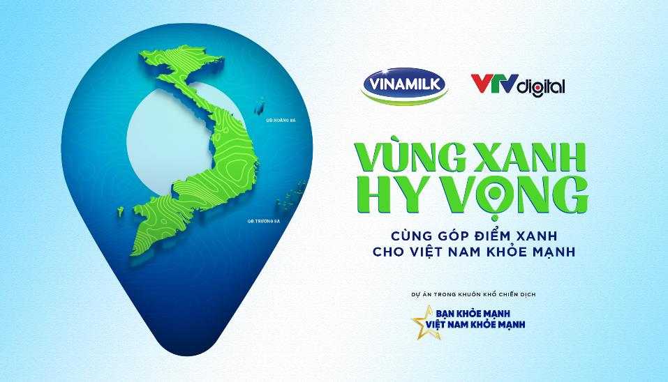 """Vinamilk tiếp nối chiến dịch """"Bạn khỏe mạnh, Việt Nam khỏe mạnh""""với dự án """"Vùng xanh hy vọng"""" - Ảnh 3."""