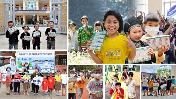 """Vinamilk tiếp nối chiến dịch """"Bạn khỏe mạnh, Việt Nam khỏe mạnh""""với dự án """"Vùng xanh hy vọng"""" - Ảnh 5."""