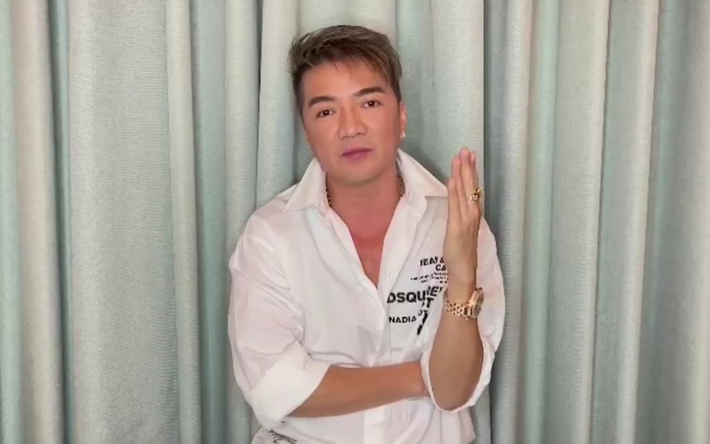 """Cư dân mạng """"dậy sóng"""" trước lời đáp trả của Đàm Vĩnh Hưng về việc ăn chặn tiền từ thiện"""